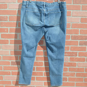 a.n.a Jeans - a.n.a plus size skinny denim jeans size 18w